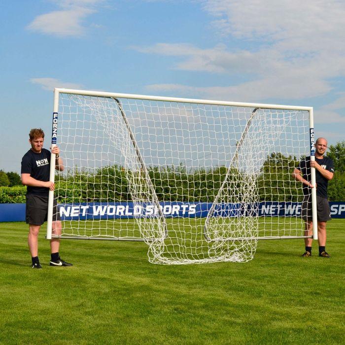 Lightweight Football Goals | Football Goals For Juniors