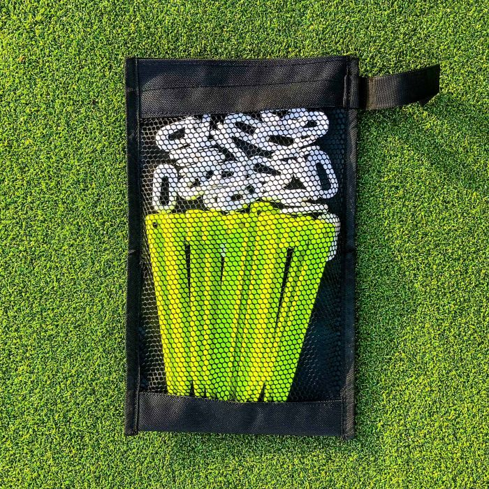 Plastic Net Pegs With Pouch
