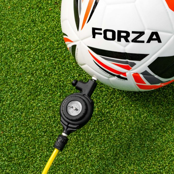 FORZA Pump That Ball And Football Pressure Gauge