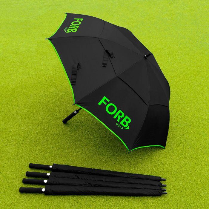 Pack Of 5 Golfing Umbrellas