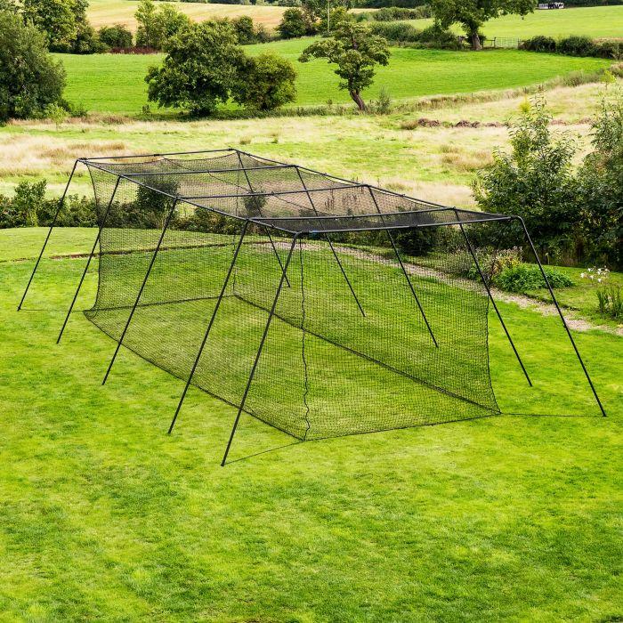 100% Weatherproof Cricket Cage & Net | Net World Sports
