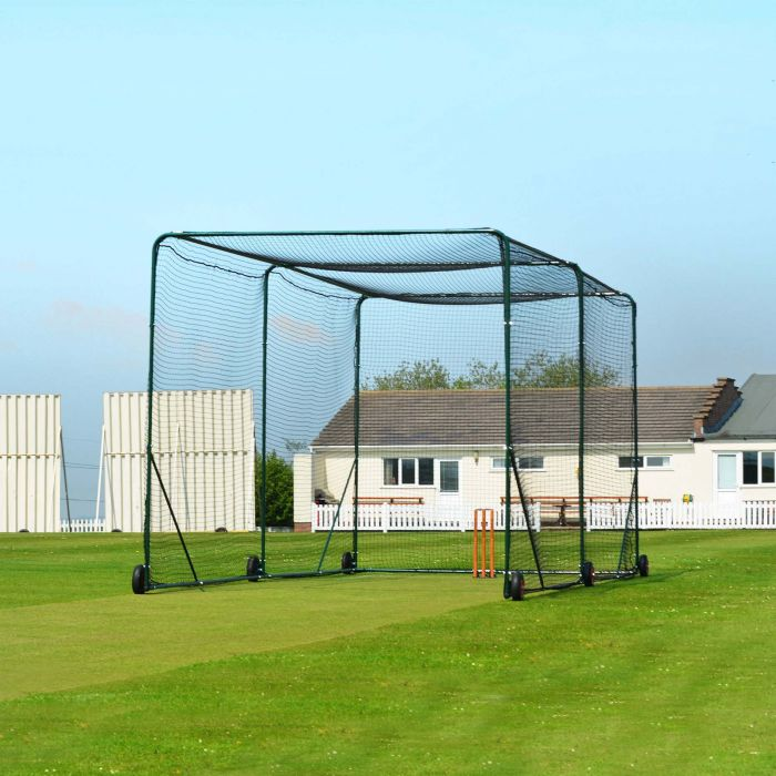 High Quality Net for FORTRESS Mobile Cricket Cage | Cricket Net | Cricket | Net World Sports