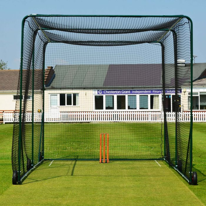 Replacement 24ft Net for FORTRESS Mobile Cricket Cage | Cricket Net | Cricket | Net World Sports
