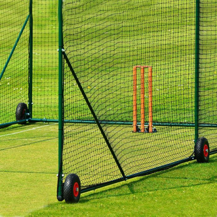 Top Quality FORTRESS Mobile Cricket Cage | Cricket Net | Cricket | Net World Sports