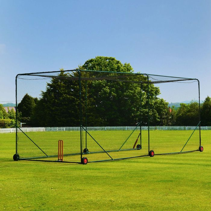 Replacement One Piece Net for FORTRESS Mobile Cricket Cage | Cricket Net | Cricket | Net World Sports