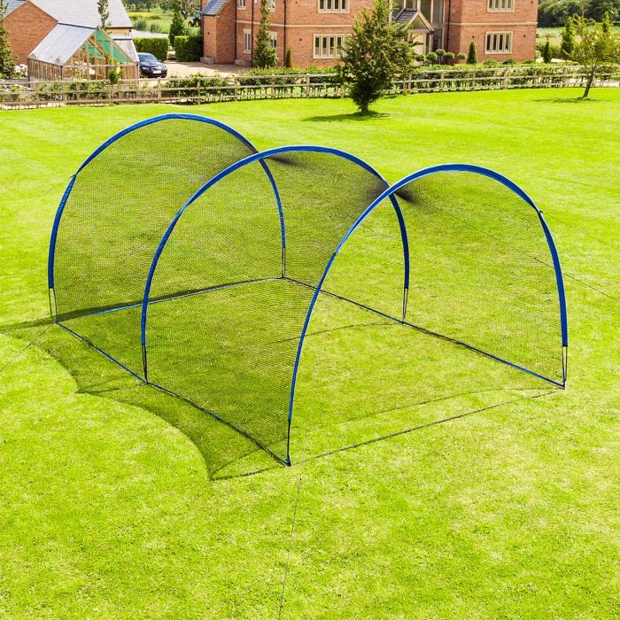 FORTRESS Pop-Up Cricket Batting Cage | Net World Sports