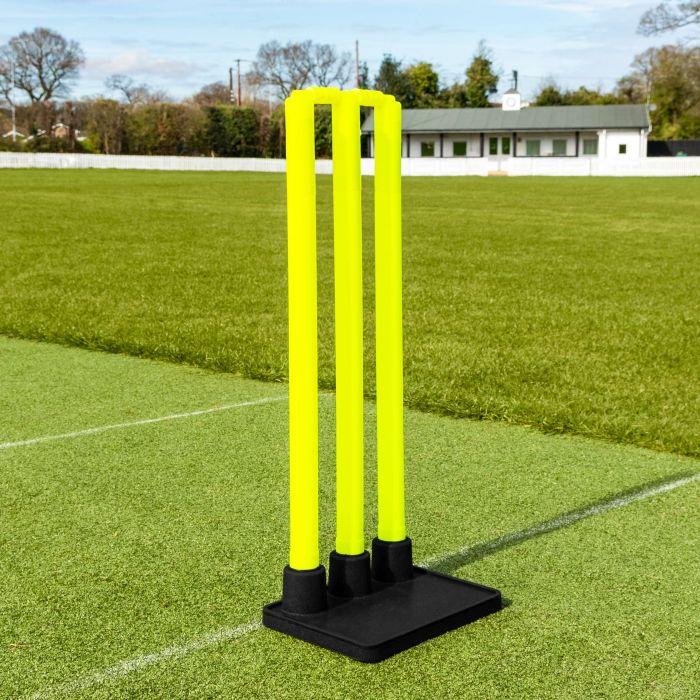 Portable Cricket Stumps For Net Sessions | Net World Sports