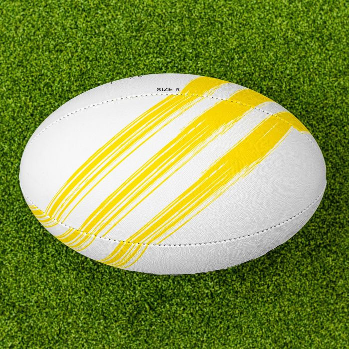 FORZA Hand Stitched Rugby Ball