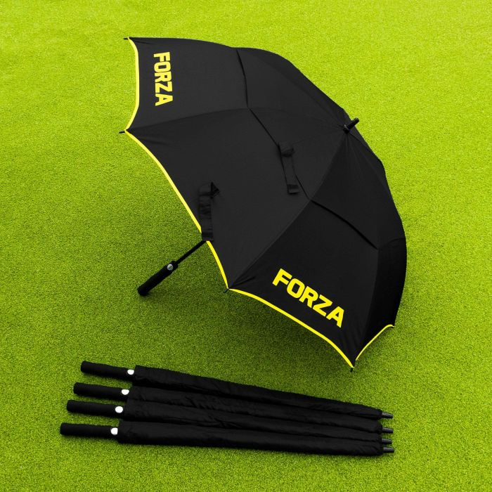 Pack Of 5 FORZA Football Umbrellas
