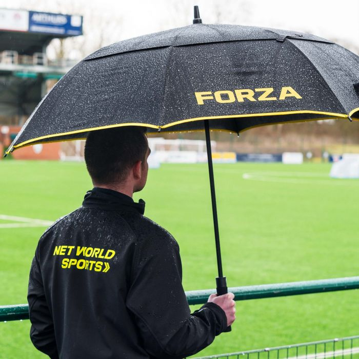 Wind Resistant Soccer Umbrella