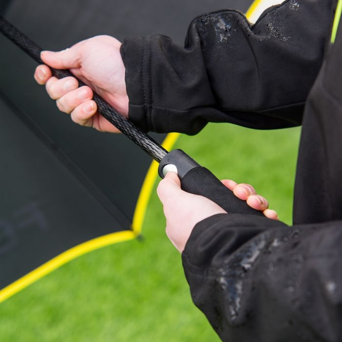 Soccer Umbrellas With Locking Button