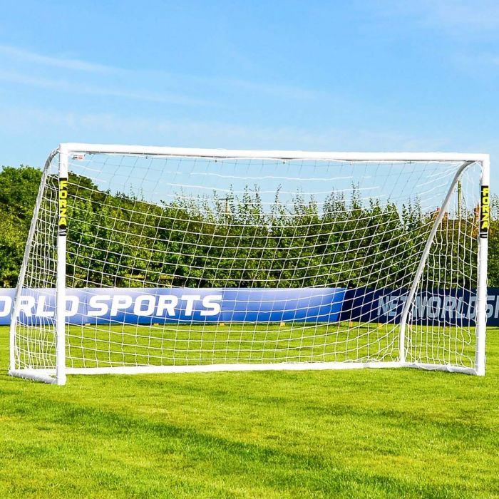 12 x 6 FORZA Match Football Goal Post | Net World Sports