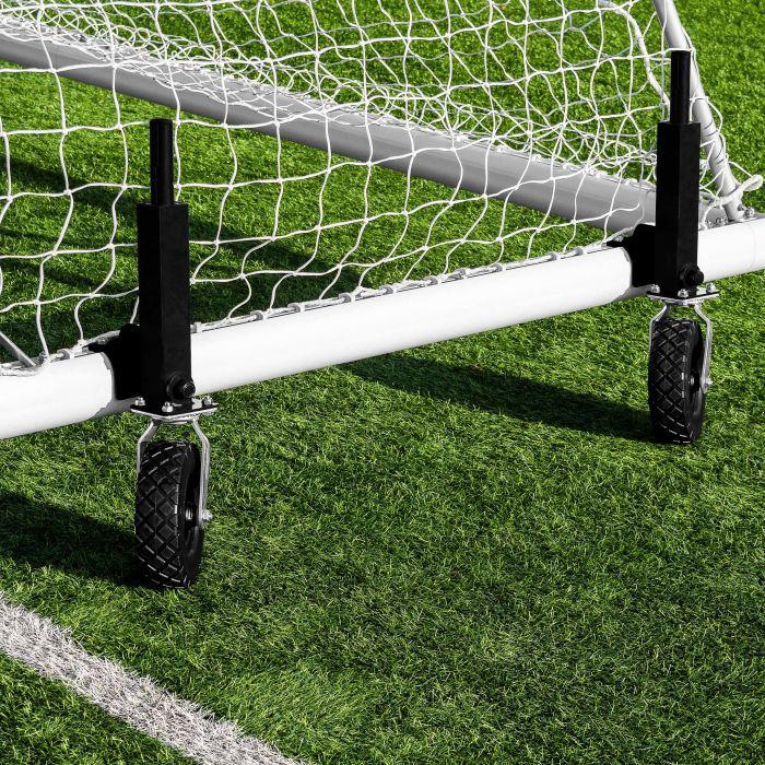 Rotational Lever Soccer Wheels