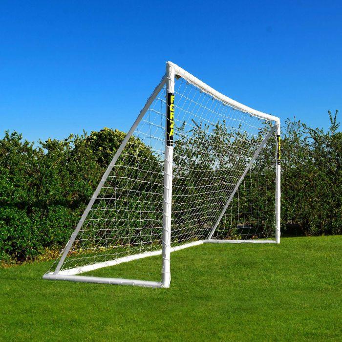 PVC Back Garden Football Goals | Kids Football Goal