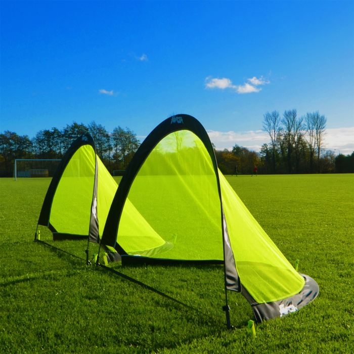 Pair Of High Quality Cricket Fielding Nets | Net World Sports