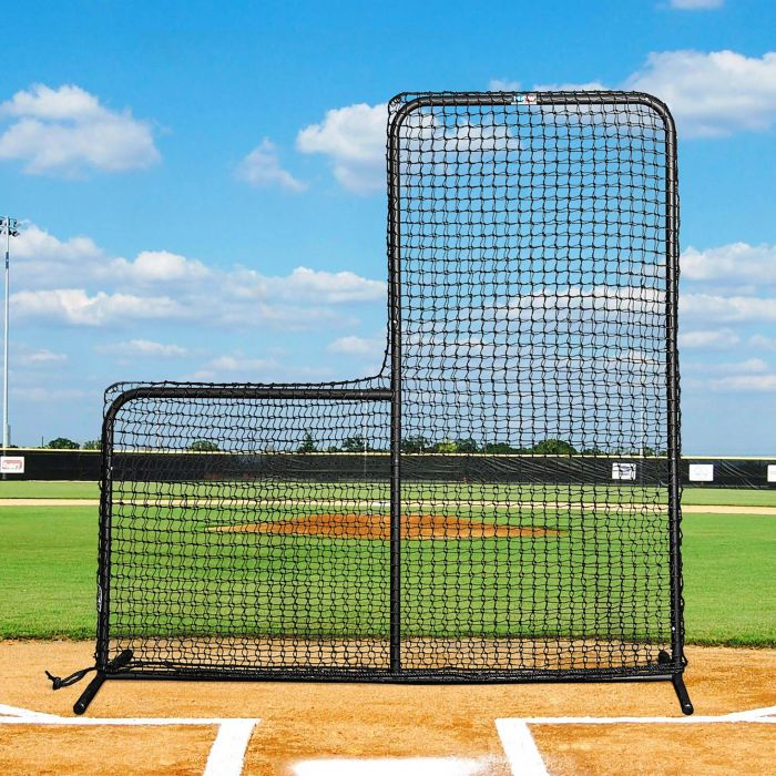 Fortress Baseball Replacement Nets For Protective L Screens
