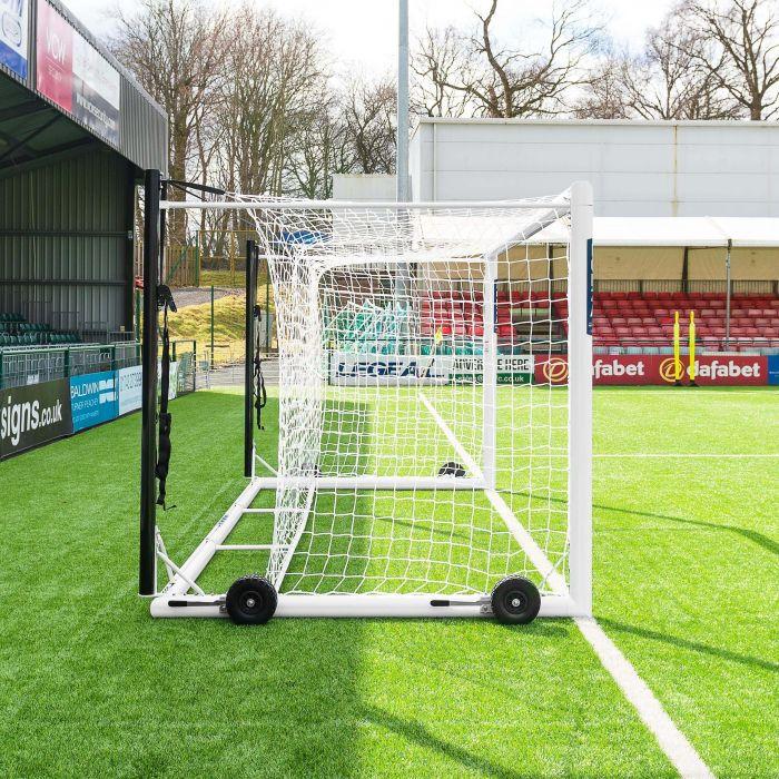 16 x 7 Professional Quality Stadium Box Soccer Goal