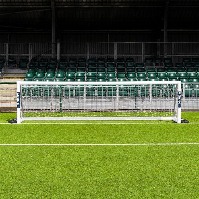 16 x 4 FORZA Alu110 Freestanding Football Goals| Net World Sports