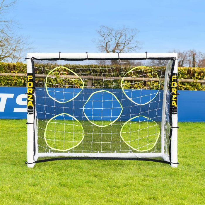 5 x 4 Soccer Goal Target Sheet | 5 Hole Soccer Goal Target Sheet