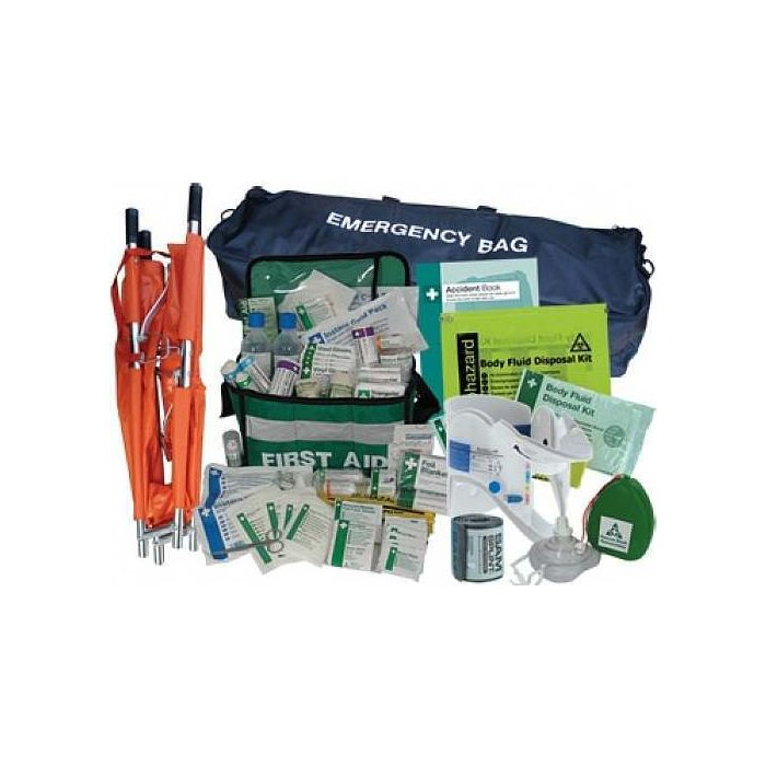 Full Emergency First Aid Kit | Net World Sports