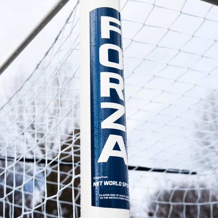 24 x 8 Premium Quality Stadium Box Football Goal