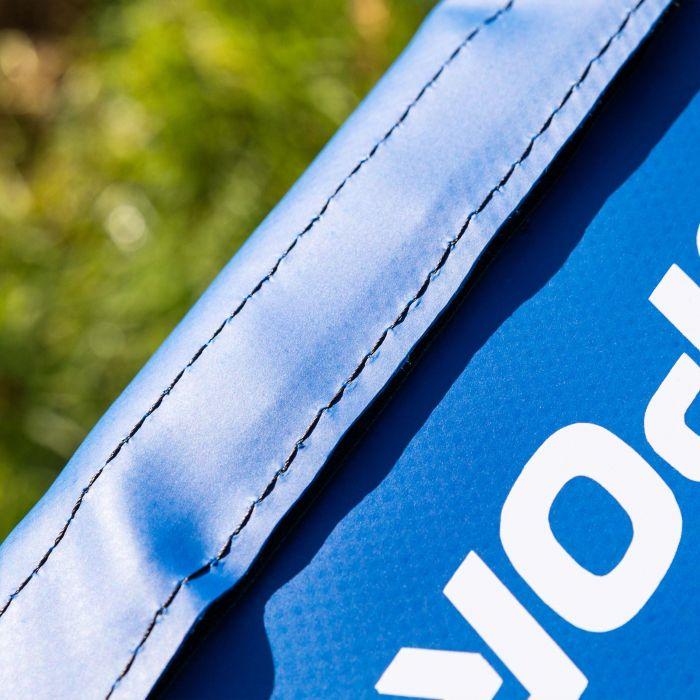 Blue Rugby Corner Pole Protector Pad   Corner Pole Padding