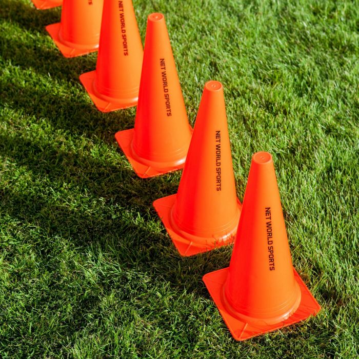 Pack of Rugby Training Cones