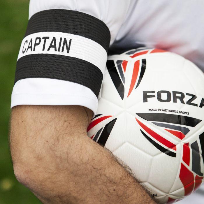 Black Football Captains Armbands for Sale
