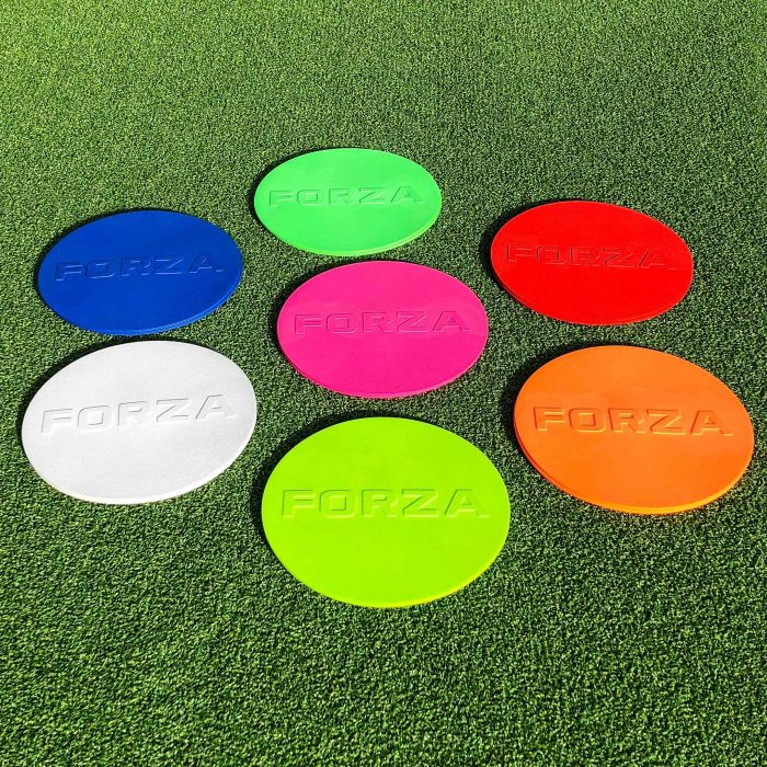 Flat Disc Markers Football Rugby