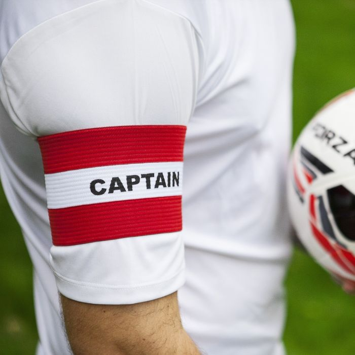 Red Captains Armbands for Sale