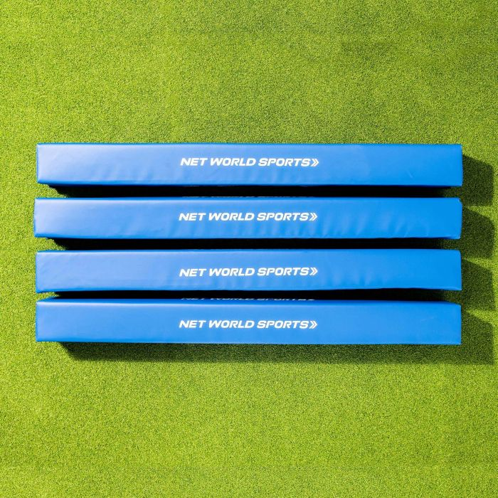 Blue Rugby Corner Pole Protector Pad   Net World Sports
