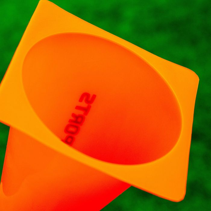 Pack of Traffic Marker Cones for Tennis Training