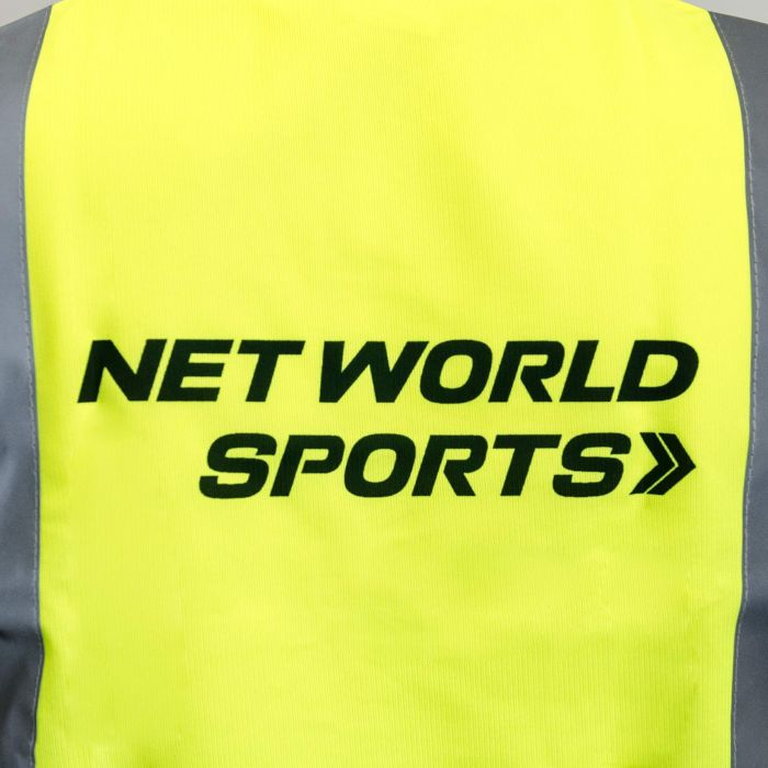 Unisex High Visibility Vest  | Workwear | Net World Sports