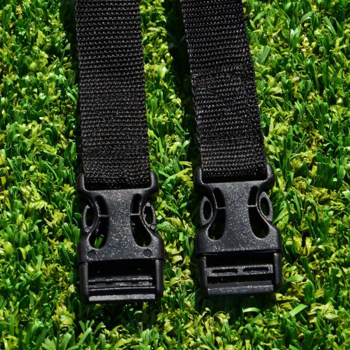 Rugby Black Belt for Training Equipment
