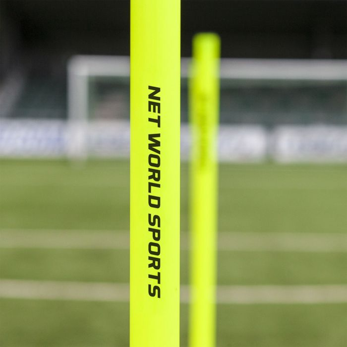 Slalom Poles For Astroturf Training