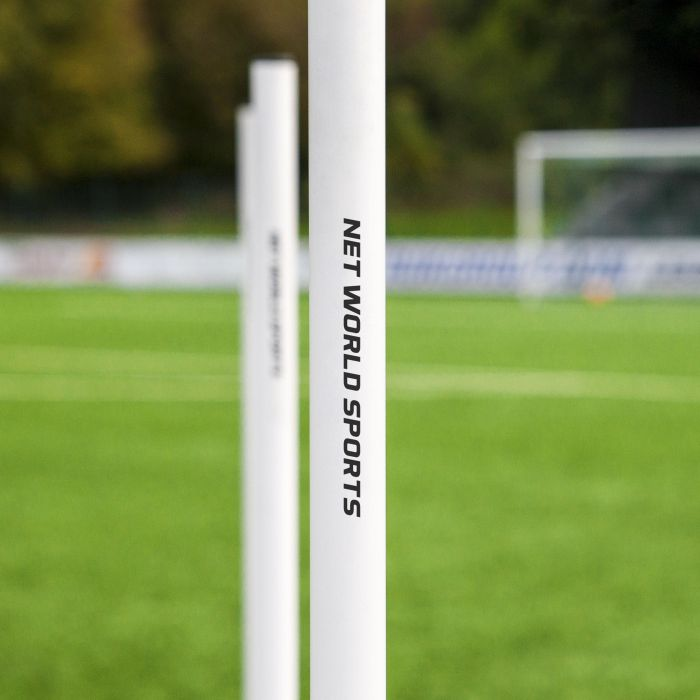 Indoor and Outdoor Pitch Marking Poles
