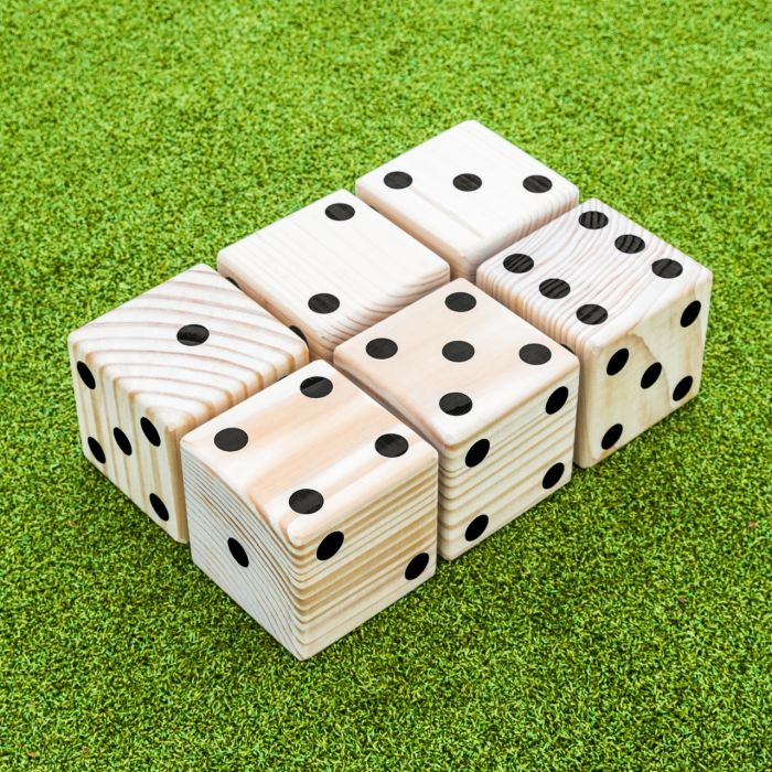 Set Of Giant Dice