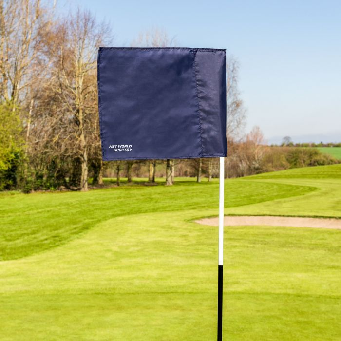 Golf Flags and Distance Markers - Blue