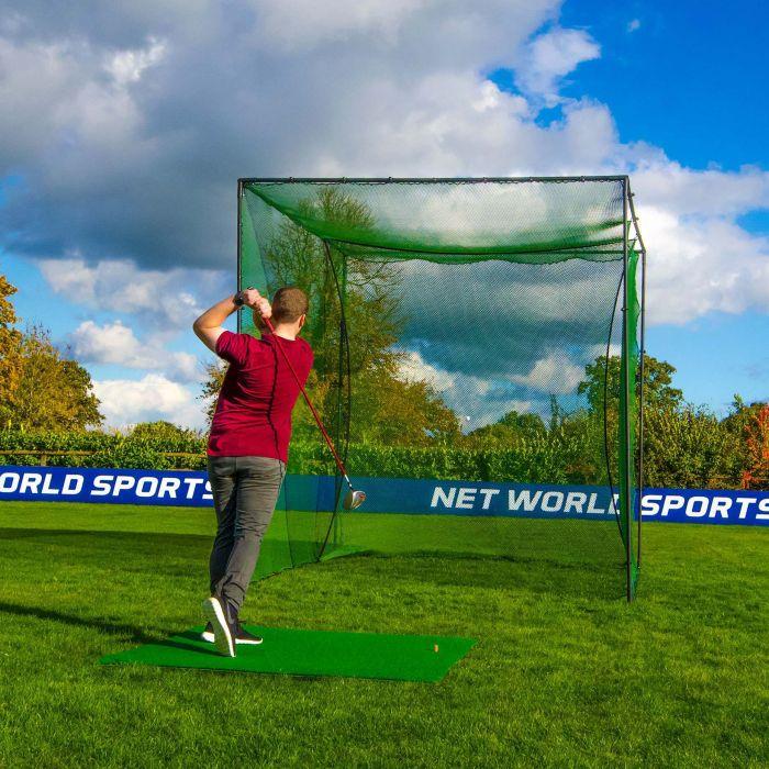 Golf Impact Panels | Golf Practice Nets | NWS