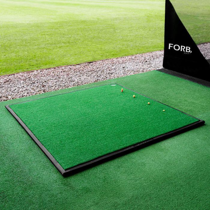 Ultra Durable Golf Hitting Mat For Golf Clubs | Net World Sports