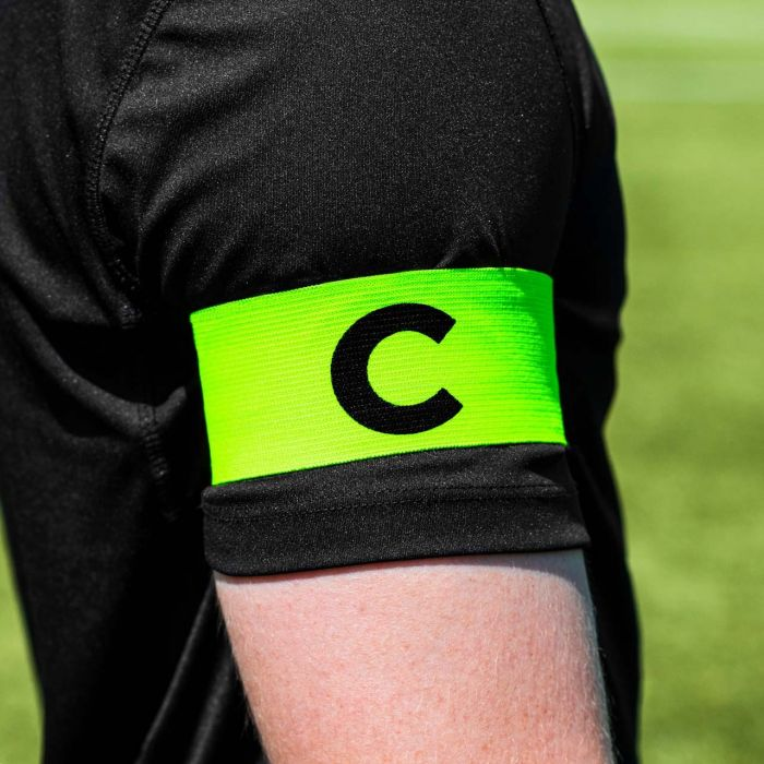 Green Rugby Captains Armband
