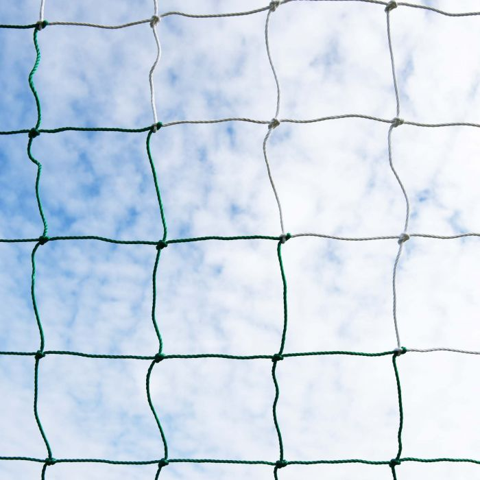 Green & White Football Nets
