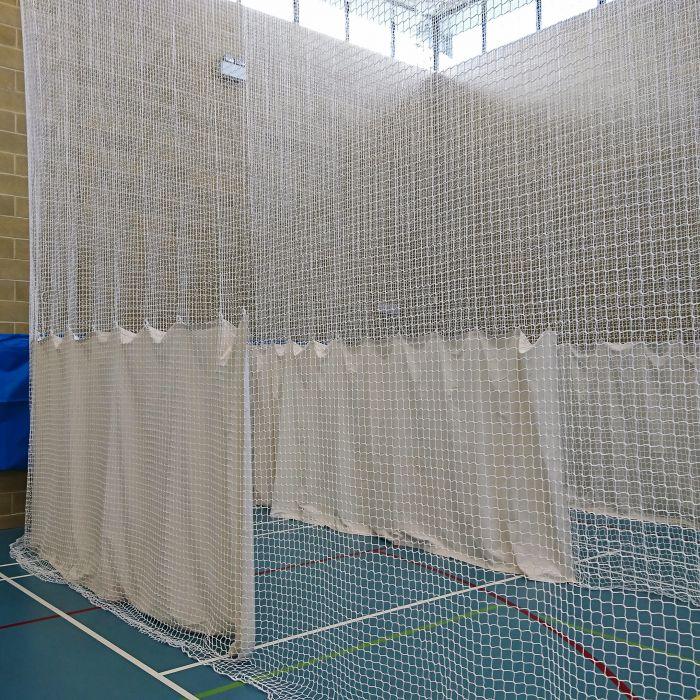 Ultra Heavy-Duty Cricket Netting