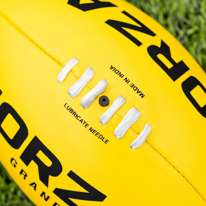 Hand Stitched FORZA AFL Game Ball Size 3, 4 or 5