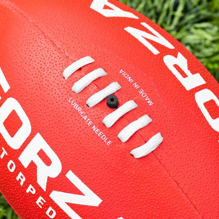 Authentic Hand Stitched AFL Training Footy