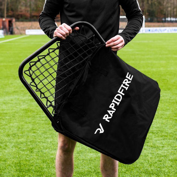 Soccer Rebounder With Carry Bag
