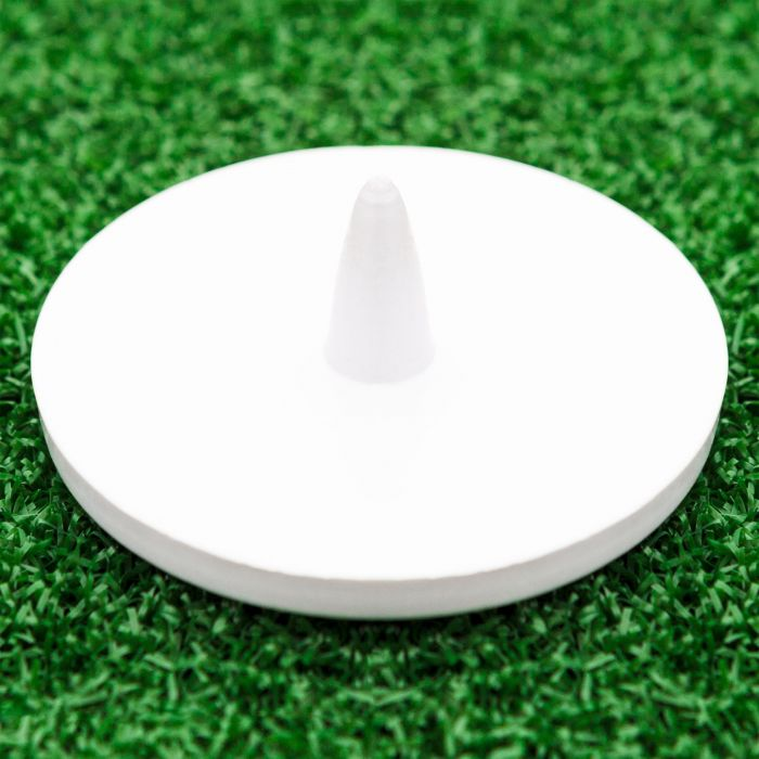 Plastic Discs For Marking Out Bowlers Run-Ups | Net World Sports