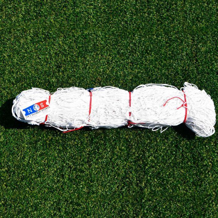 Heavy Duty - Straight Back Football Nets [All Sizes]