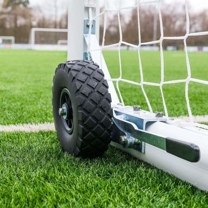 16 x 7 Box Stadium Soccer Goal