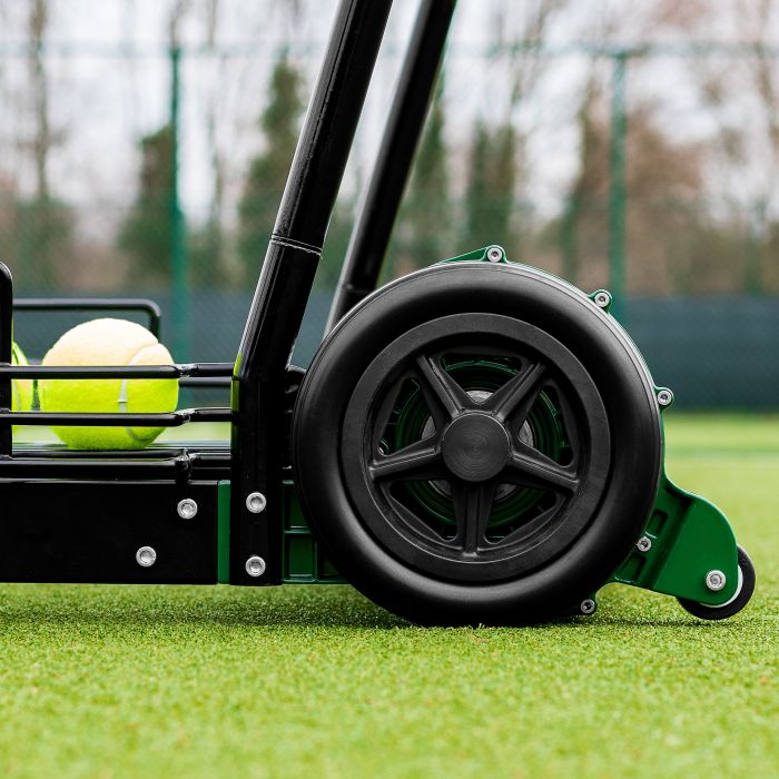 Heavy Duty Wheels For All Tennis Court Surfaces | Net World Sports